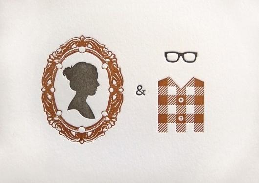 J Fletcher Design – Graphic Design & Art Direction – Charleston, SC » I do. #wedding #invite #letterpress
