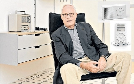 Dieter Rams: Apple has achieved something I never did - Telegraph #apple #ipod #ive #design #clean #braun #jonathan #rams #dieter