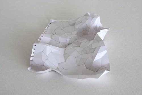 On Display #photo #paper #geometric