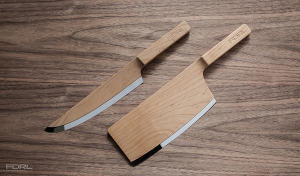 Wonderful Design #design #wood #product #kitchen #knife