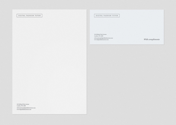 Matthew Hancock #logotype #hancock #design #graphic #slip #marque #tutor #digital #matthew #minimal #fashion #logo #letterhead #compliment