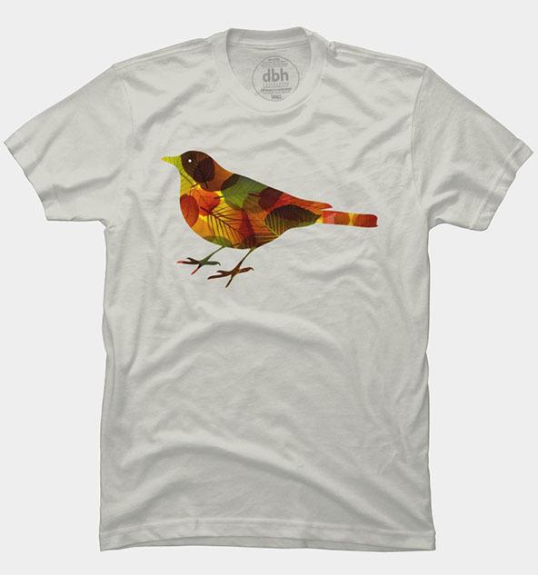 T-shirt Design Inspiration: Printed T-shirts for Spring 2014 #fashion #design #shirts #shirt