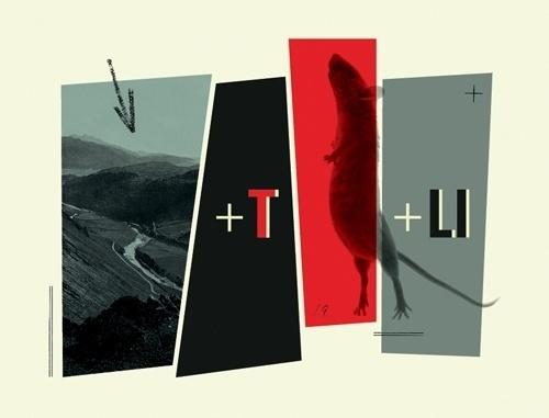 FOTOLITO — + Wired #red #mouse #in #al #retro #puzzle #black #woodcock #italian #boca #lupo #john #wired