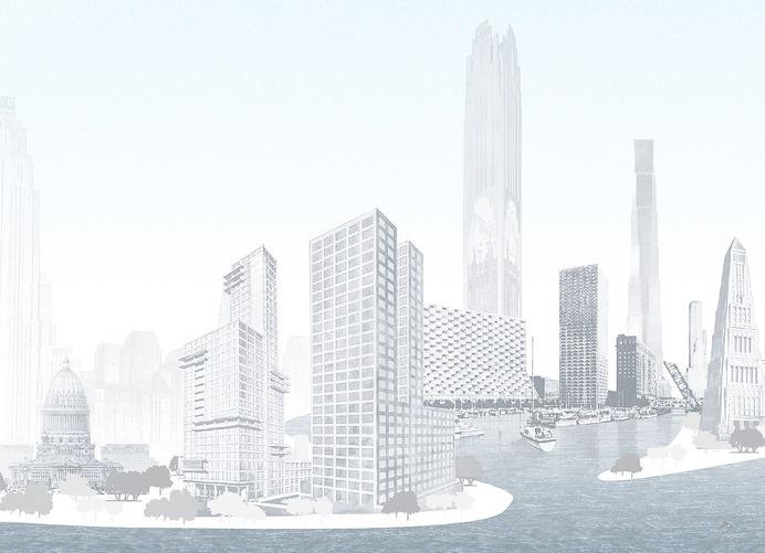 design _ VISIONARY CHICAGO PANORAMA