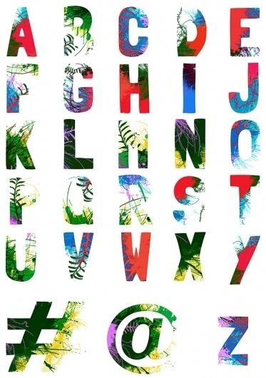 Type Town - Illegal Move #chris #type #illustration #alphabet #typetown #alphabets #keegan