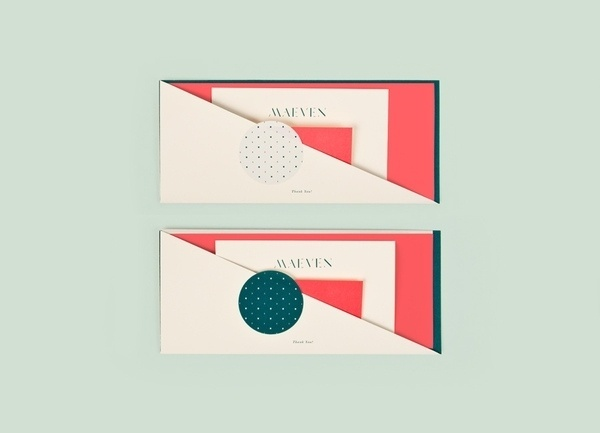 Maeven on the Behance Network #branding #color #mint #type #spatter