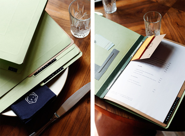 PUEBLA 109 #branding #menu #food #identity #savvy #folder