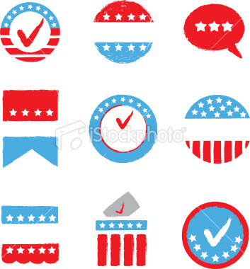 Google Image Result for http://i.istockimg.com/file_thumbview_approve/19184899/2/stock illustration 19184899 vote icons set.jpg #political #american #vote #icons