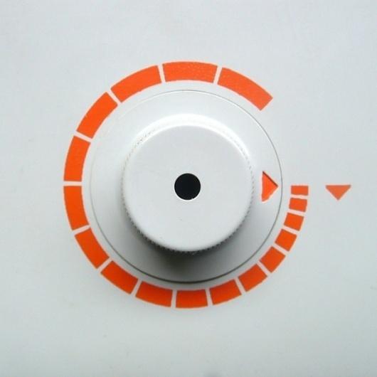 Braun electrical - Household - Braun H 7 #knob #industrial #interface #design
