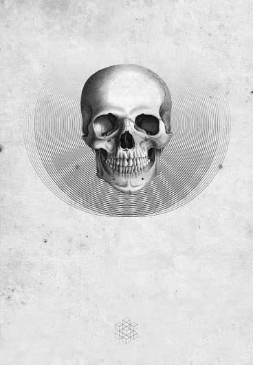 Systems of Space #black #white #poster