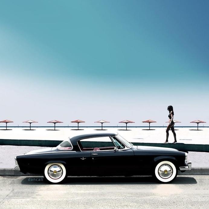 Brilliant Automotive Photography by Daniel Cali