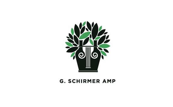 G Schirmer Amp Logo Designed by Fuzzco