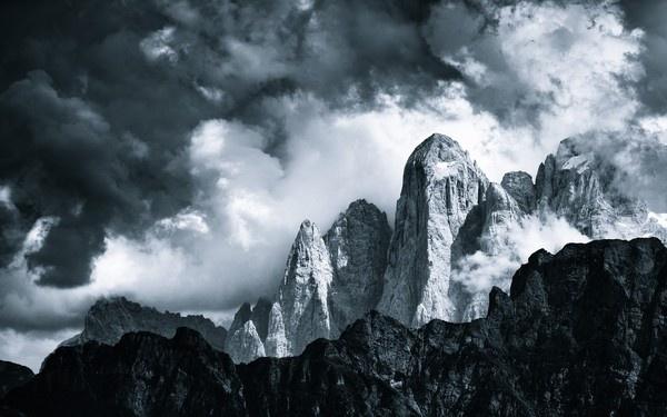 Linxspiration #rocky #clouds #landscape