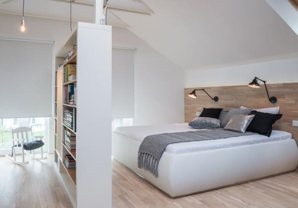 A Family Home with a Black & White Interior in main interior designCategory #interior #design #decor #deco #decoration