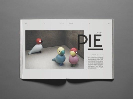 Dansk Magazine issue 27 | DesignUnit #layout