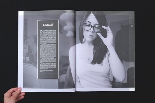 Gestalterkrankheiten on the Behance Network / Bench.li #layout #magazine