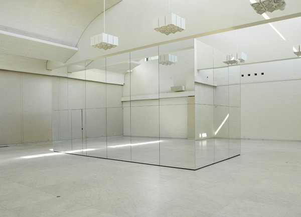 mirrored room of infinite reflections by thilo frank #thilo #closer #is #phoenix #the #frank