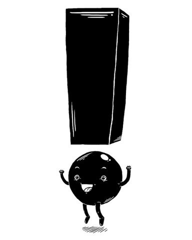 FFFFOUND!   Yeah!   Flickr - Photo Sharing! #exclamation #sign #black