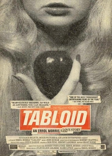 Errol Morris Takes Perverse Trip Down Tabloid Lane   Underwire   Wired.com #apple #girl #dots #vintage #poster