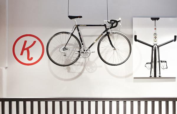 KIN15 #rack #bike