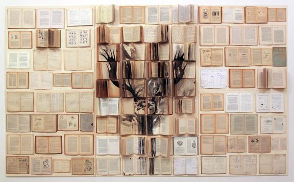 CJWHO ™ (Book Paintings by Ekaterina Panikanova Artist...) #design #books #illustration #panikanova #art #paintings #ekaterina