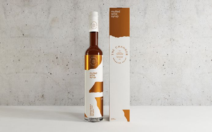 The Changer is a natural, preservative-free mulled wine syrup made in Central Otago, New Zealand. For more of the most beautiful designs visit mindsparklemag.com