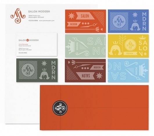 Studio MPLS | Design #logo #letterhead