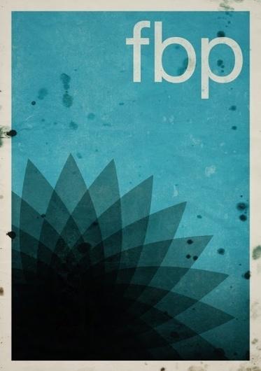 Flyer Design Goodness - A flyer and poster design blog #blue #design #graphic