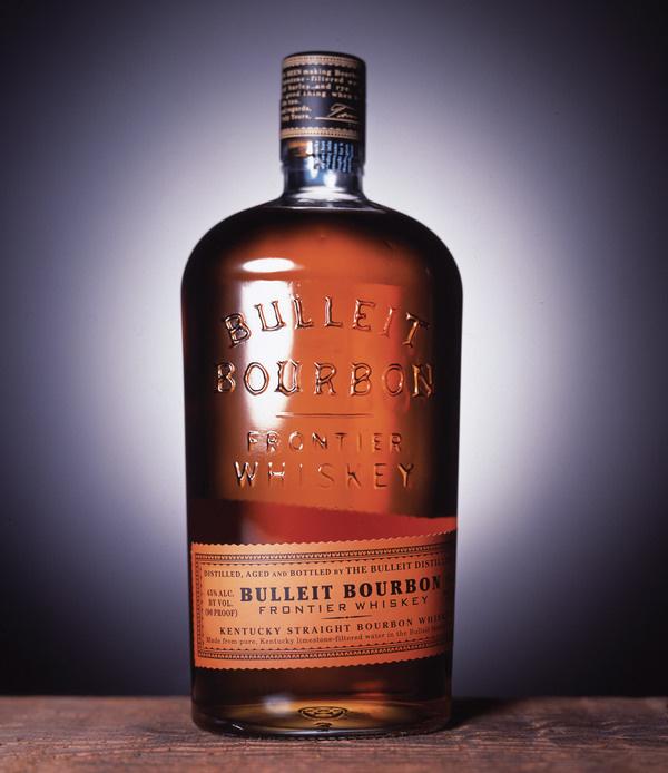 lovely package bulleit bourbon 1 #packaging #bourbon #liquor