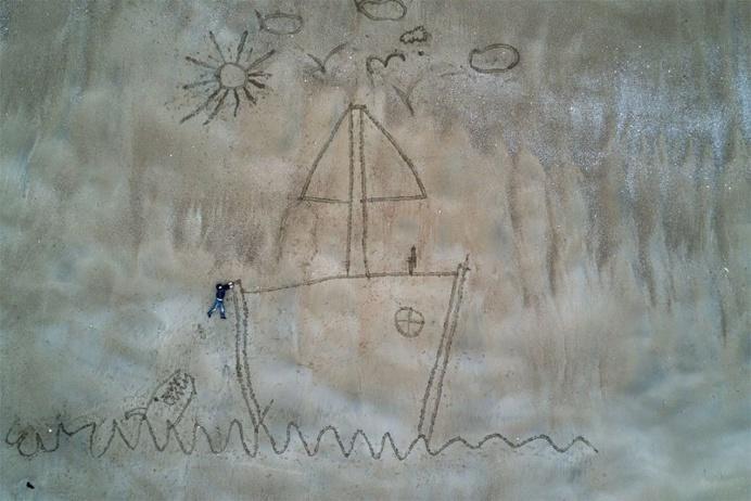 Creativity: Ugo le marin by rga