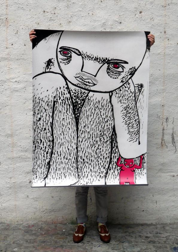 Respect Poster #illustration #poster