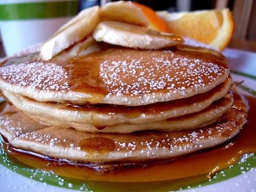 pancakes.jpg (JPEG Image, 500x375 pixels) #photography #pancakes
