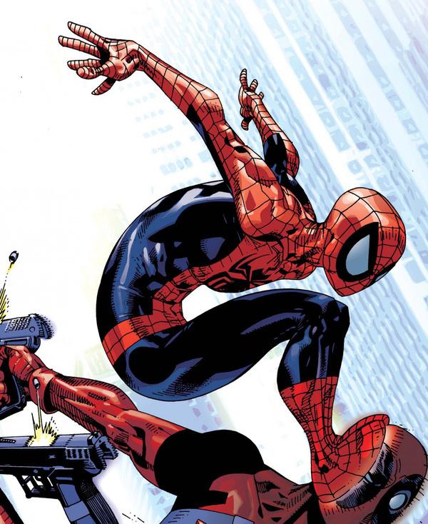 tumblr_m60zydccyc1qhpx4lo1_1280.jpg (1152×1410) #spiderman