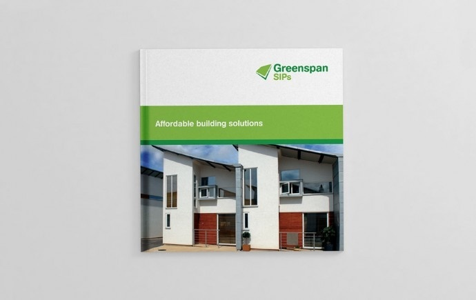 Greenspan SIPS brochure #brochure #design #cover #print