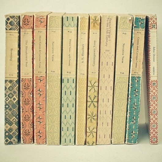 All sizes | Penguin Books | Flickr - Photo Sharing! #faded #serif #books #vintage #penguin