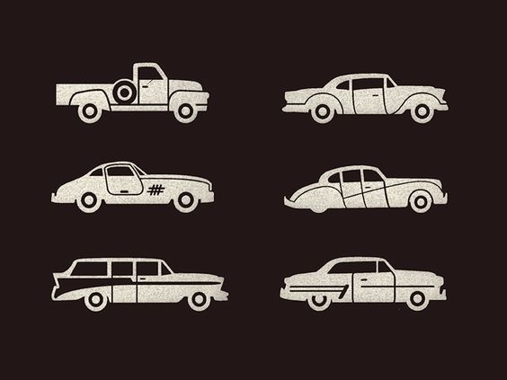 Best Cars Icons Symbols Pictograms Jonathan Images On Designspiration