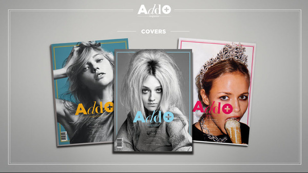 Bruno Tatsumi / Add Magazine #branding #design #covers #photography #identity #add #fashion #editorial #magazine