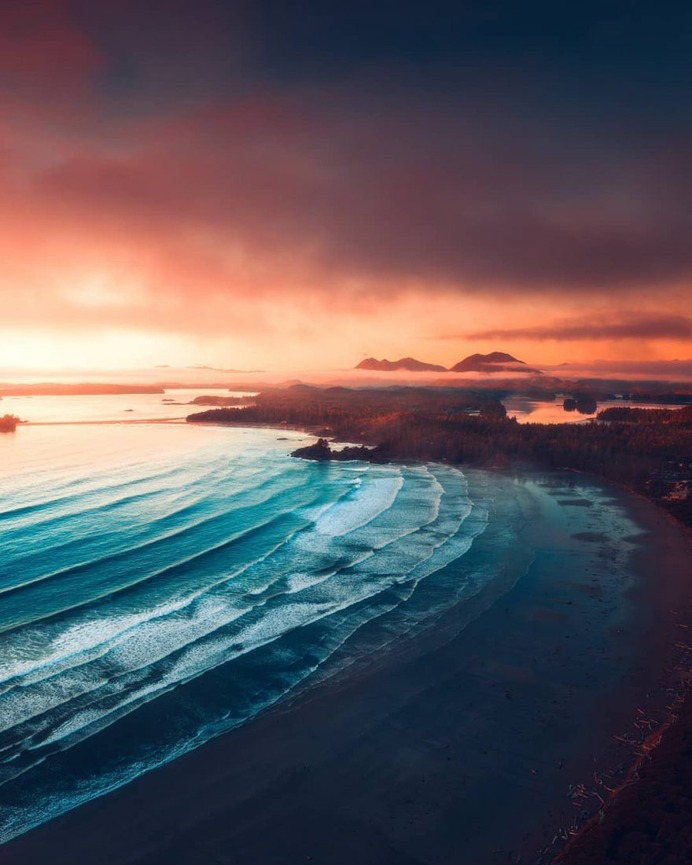 Dreamlike and Moody Landscape Photography by Zach Doehler