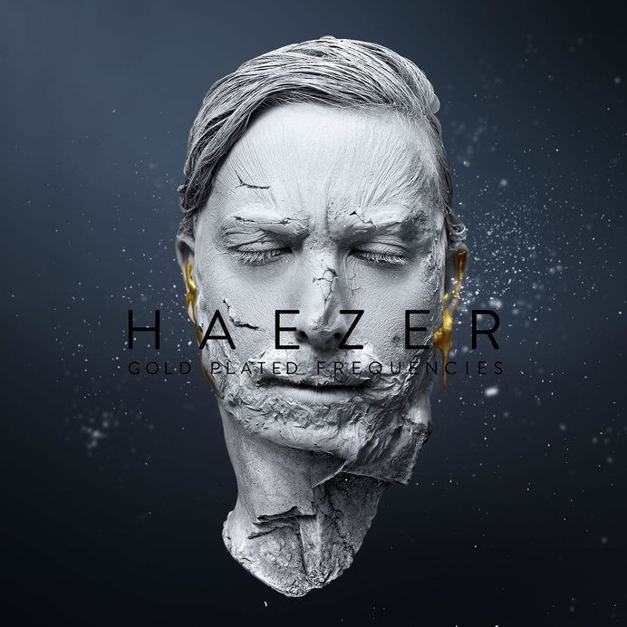 Haezer - Gold Plated Frequencies EP by Chris Slabber #direction #art