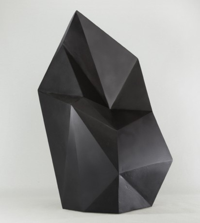 axel brechensbauer's faceted paintings | Design For Mankind #painting