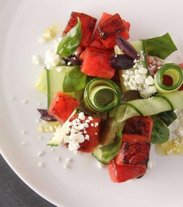 https://sphotos-b.xx.fbcdn.net/hphotos-snc7/403988_394568767272265_683682368_n.jpg #salad #watermelon #food