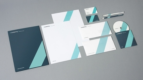 Looks like good Branding by artentiko #serif #sans #simple #and #blue #aqua