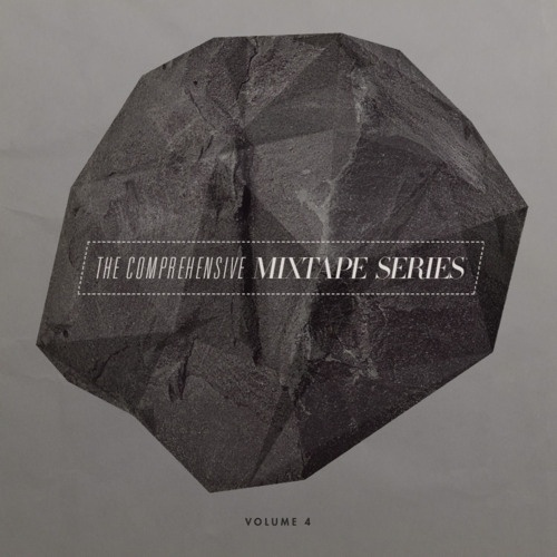 The Comprehensive Mixtape Series (Volume 4) #cover #album #mixtape #art
