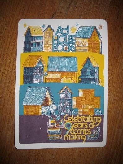 Celebrating 9 Years of Comic Making #subsub #house #lambert #comic #illustration #joseph