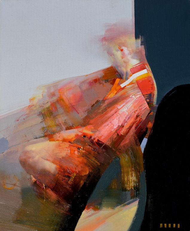 Zin Lim #painting