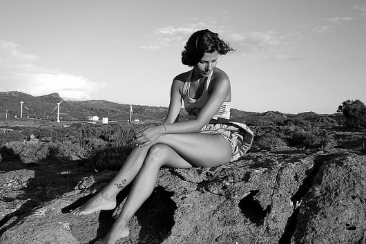 just all of me | Flickr - Photo Sharing! #wind #woman #girl #rocks #photography #beautiful