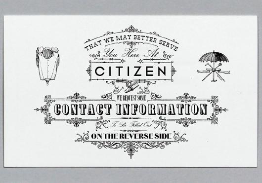 01_citizen2.jpg (670×470) #logo #identity #vintage #branding