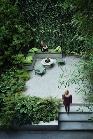 garden cotch #green
