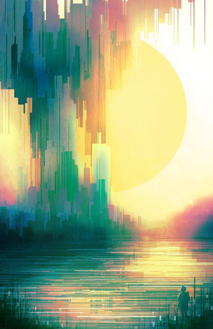 ArtStation - Dreamscape 2 , Scott Uminga