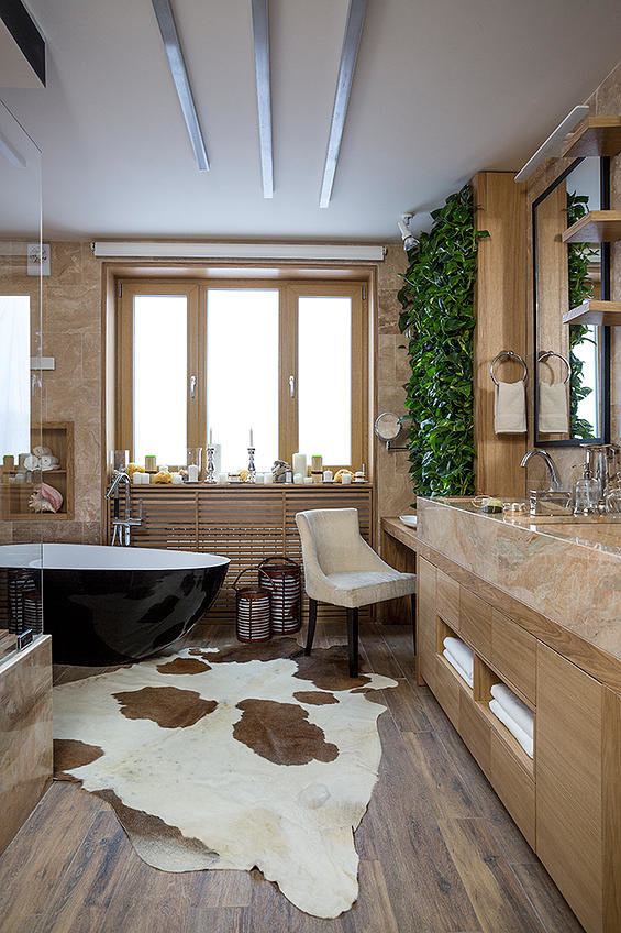 Bathroom eco-design